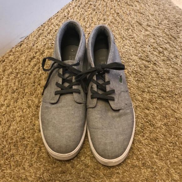 uusi käsite ajaton muotoilu uskomattomia hintoja Men's Lacoste casual shoes